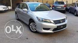 Honda accord 2013 , lebanese dealer origin