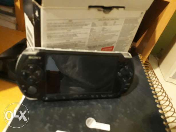 psp used for 1 month 4gb fully loded