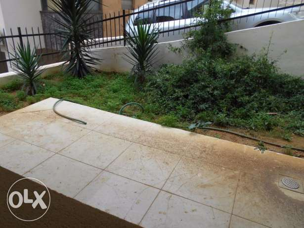 165 m2 apartment with 46 m2 garden for sale in Zikrit/ Mazraat Yachouh
