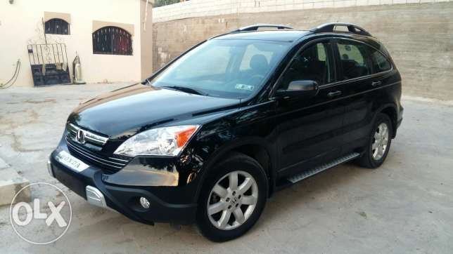 Crv 2009 4wd black in black