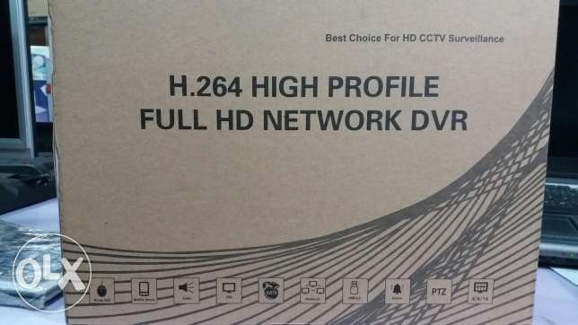 DVR AHD 4CH FULL hd network