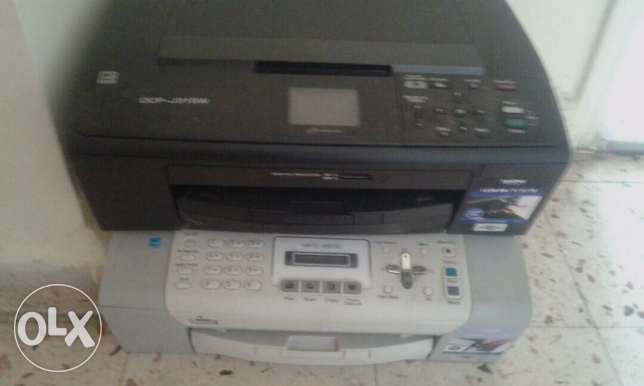 2 printers multo color
