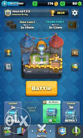 clash of clans+8ball+clash royale