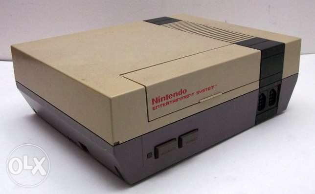 nintendo nes complete perfect condition
