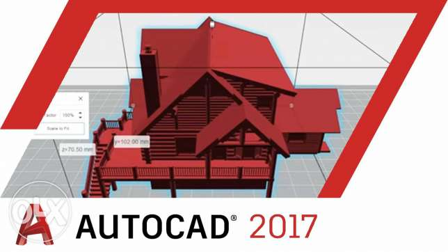Autocad sessions for architecture design/execution (request by mail)