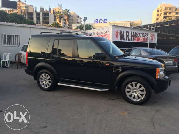 Land Rover LR3 V8 SE 2005 Black/Black in Excellent Condition! بوشرية -  7