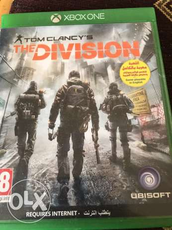 the division xbox game for sale or trade