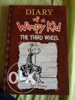 a diary of a wimpy kid