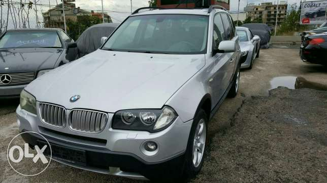 Bmw x3 ajnabee panoramique full