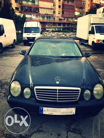 Mercedes CLK 320 For Sale