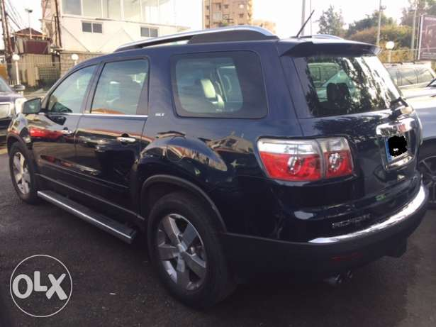 2009 GMC ACADIA SLT**93.000 KM**one owner super clean كسروان -  2