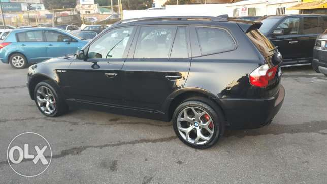 Bmw X3 3.0si full options 2004 one owner lady like new