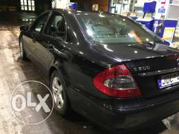 E200 full option mod 2008 masdar europ 14800