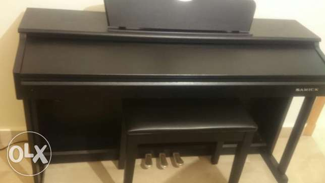 For sale new piano