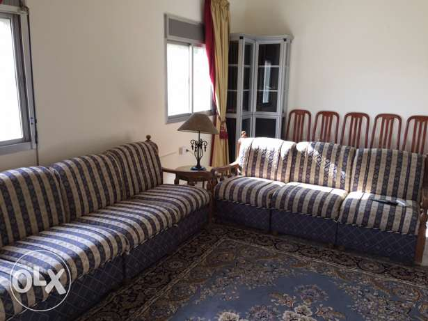 Good and furnished appartment for rent عاليه -  2