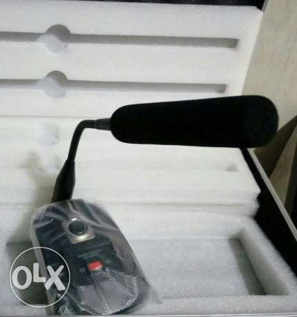 4 condenser conference microphones 40$ each (4×40=160$)