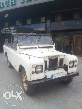 Land Rover Series 1976 Defender(old)