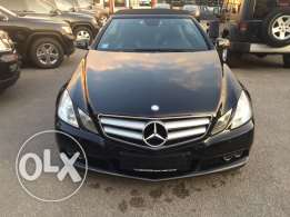mercedes-benz E200 convertible imported from Germany