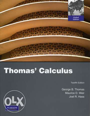 Thomas Calculus Twelfth Edition