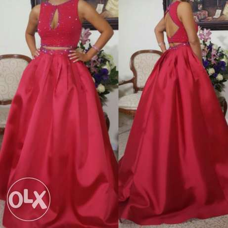 Evening Dress - Top Quality and Finishing