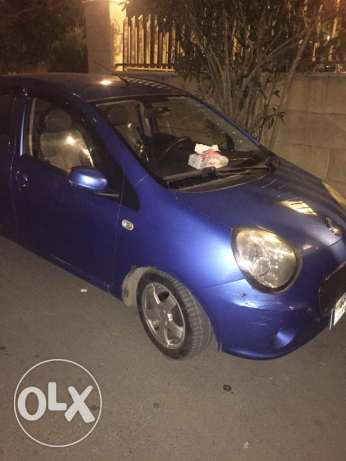 Blue Car For Sale: Geely LC Panda 5000$