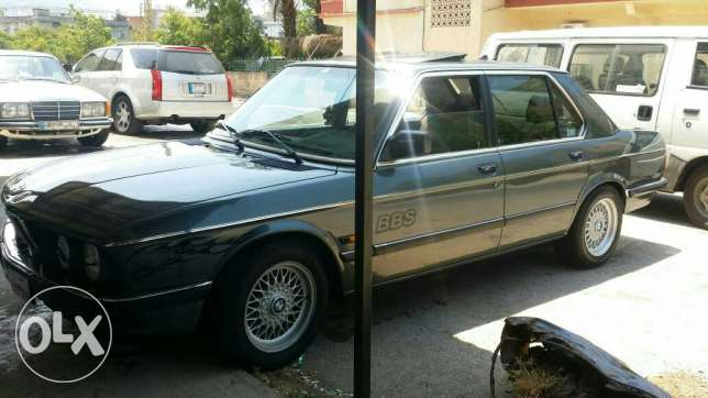BMW for sale very clean زغرتا -  3