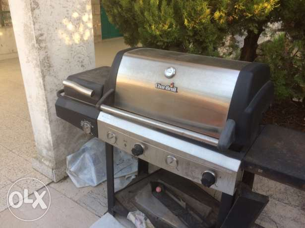 gas grill :CHARBROILER الشوف -  3