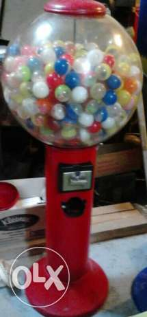 Ball vending surprise