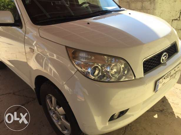 Daihatsu Terios 2008 full option Masdar Sherki khari2 250 km masrouf