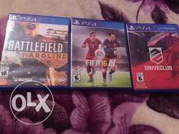 Ps4 cds just for sale