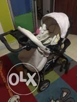 graco stroller + car seat for sale as new