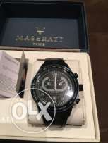 Maserati luxury watch, perfect condition