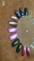 New collection gel polish UV/LED. Made in USA