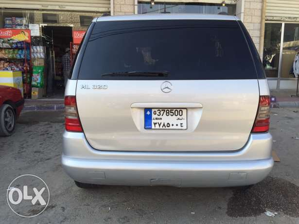 mercedes ML 320 for sale كسارة -  4