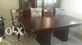 Great quality Dining room for sale in a very good condition.