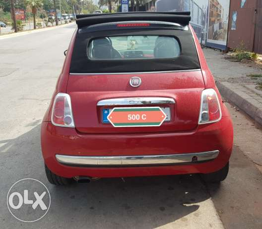 2010 Fiat 500c for Sale