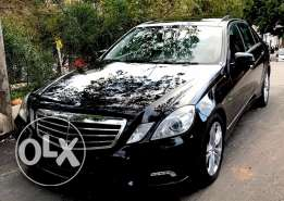E 250 model 2010 شركة لبنان excellent condition
