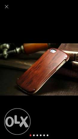 Cover wood for iphone 5/5s. 6/6s