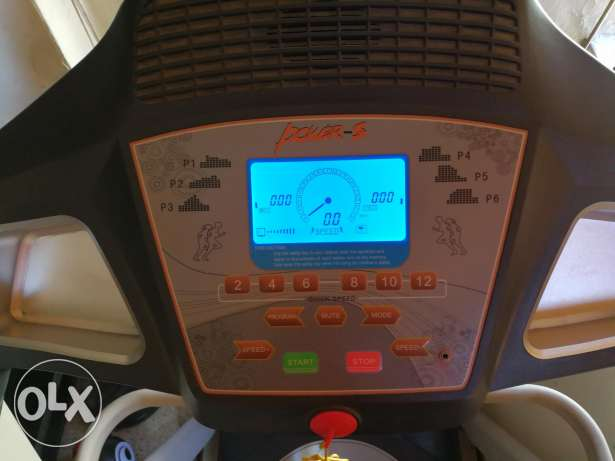 Power S treadmill