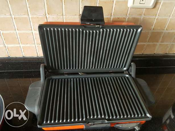 Rima (grill) made in England