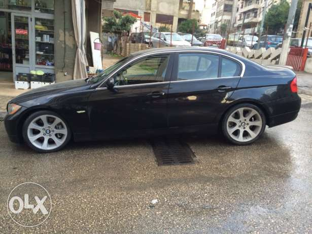 Bmw 335i twin turbo 2007