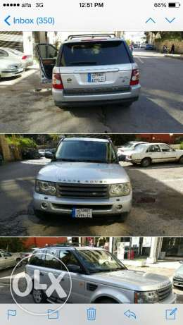 Range Rover Sport Edition 116000 miles, full option أشرفية -  2