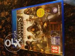 Assassin's creed syndicate trade 3a ps4 game