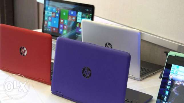 Hp Colored Laptop Starting at 300 $
