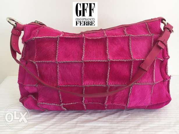pre owned GIANFRANCO FERRE Hand bag C031