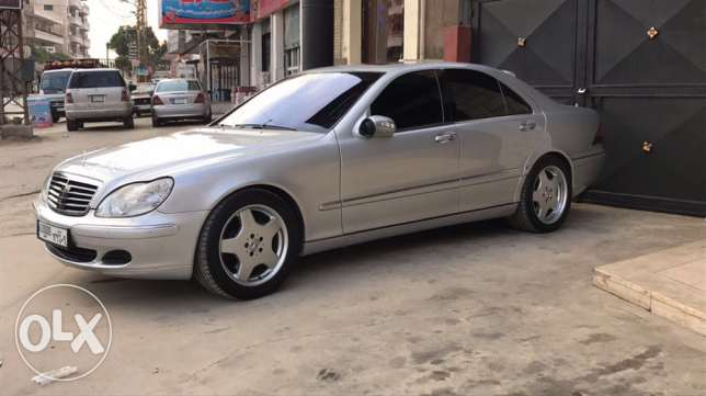 mercedes s500 special edition