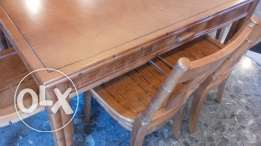 special table rotin style