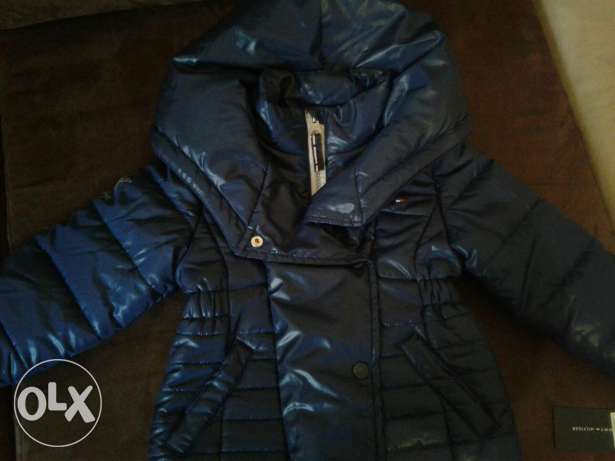 Tommy jacket girl 2 years