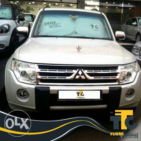 Mitsubishi Pajero 4 Doors, Model Year 2010, V6 3.5L