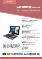 """iView MAGNUSII 10.1"""" Capacitive Touch Screen"""